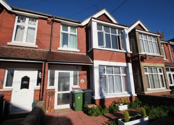 Thumbnail 3 bed property to rent in Clun Road, Littlehampton