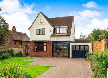 Thumbnail 3 bed detached house for sale in Willowcroft Road, Spondon, Derby