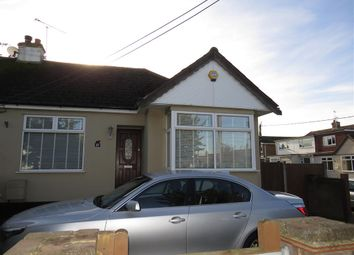 Thumbnail Semi-detached bungalow for sale in Philbrick Crescent, Rayleigh