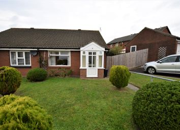 Thumbnail 2 bed semi-detached bungalow for sale in Purdey Close, Barry