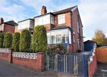 Thumbnail 3 bedroom semi-detached house for sale in St. Martins Avenue, Leeds