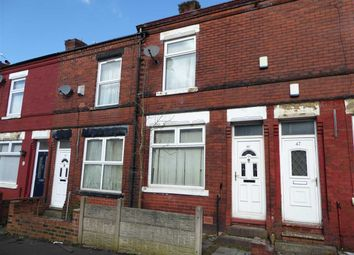 Thumbnail 2 bed terraced house for sale in Silton Street, Moston, Manchester