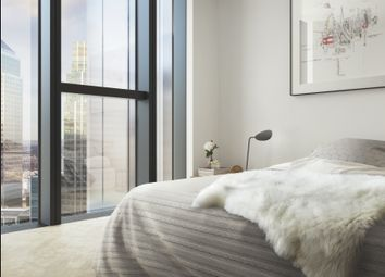 Thumbnail 1 bed flat for sale in 183 - 185 Marsh Wall, London