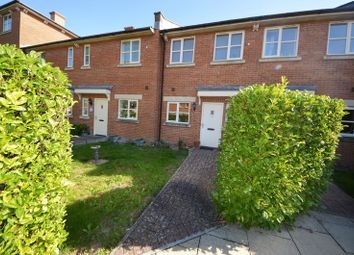 Thumbnail 2 bed terraced house to rent in Pipistrelle Walk, Knowle, Fareham