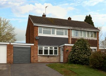 Thumbnail 3 bed semi-detached house for sale in Meadowbank Walk, Stafford