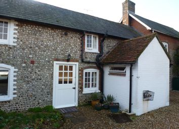 Thumbnail 1 bed cottage to rent in Singleton, Chichester