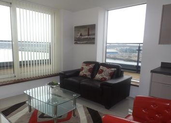 Thumbnail 1 bedroom flat to rent in Davaar House, Ferry Court, Cardiff Bay