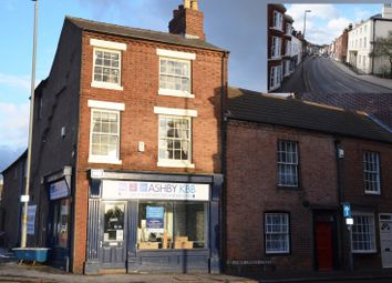 Thumbnail 2 bed flat for sale in Lower Church Street, Ashby De La Zouch