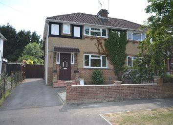 Thumbnail 3 bed semi-detached house for sale in Kingsway, Aldershot, Hampshire