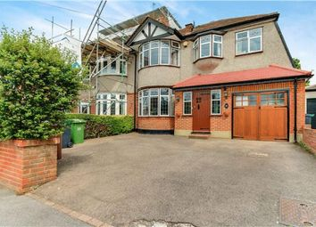 Thumbnail 4 bed property to rent in Amberley Gardens, Ewell, Epsom