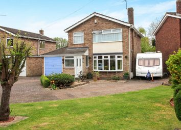 Thumbnail 3 bedroom detached house for sale in Riverside, Deeping Gate, Peterborough
