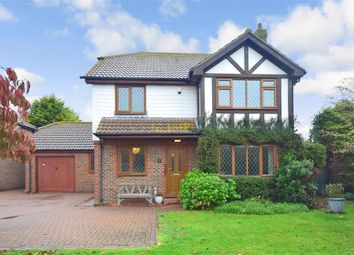 Thumbnail 4 bed detached house for sale in Wraightsfield Avenue, Dymchurch, Kent