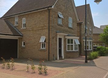 Thumbnail 3 bed detached house to rent in Sandling Way, St Mary's Island