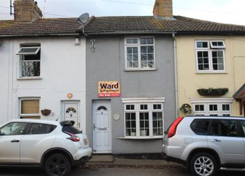 Thumbnail 2 bed terraced house for sale in Vicarage Row, School Lane, Higham, Rochester