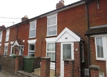 Thumbnail 2 bed terraced house for sale in Merton Road, Watton, Thetford