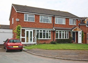 Thumbnail 3 bed semi-detached house for sale in Byron Road, Tamworth, Staffordshire