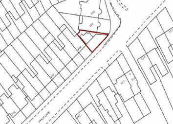 Thumbnail Land for sale in Philip Lane, London