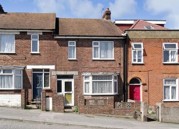 Thumbnail 3 bed terraced house for sale in Church Street, Gillingham, Kent