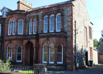 Thumbnail 4 bed duplex for sale in St Mary Street, Kirkcudbright