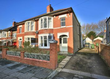 Thumbnail 3 bed semi-detached house for sale in St Albans Avenue, Heath, Cardiff