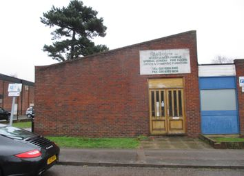 Thumbnail Industrial to let in Church Terrrace, Hendon
