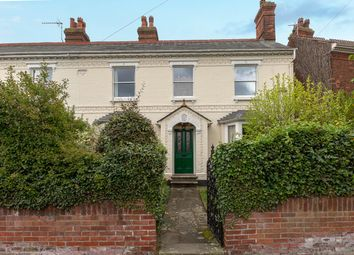 Thumbnail 3 bed semi-detached house for sale in Albert Crescent, Bury St. Edmunds