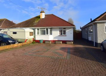 Thumbnail 2 bed bungalow for sale in Links Road, Lancing, West Sussex