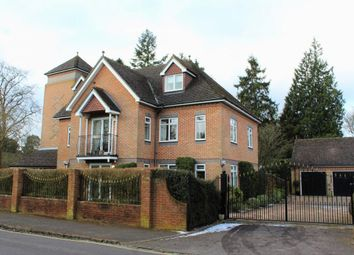 Thumbnail 2 bedroom flat for sale in Audley House, Swingate Road, Farnham