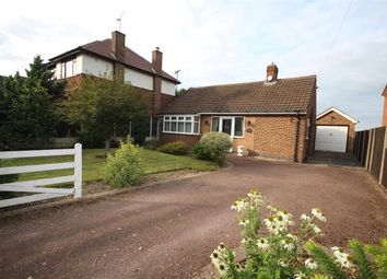 Thumbnail 2 bed bungalow for sale in High Lane West, West Hallam, Ilkeston