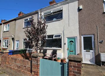Thumbnail 3 bed terraced house for sale in Tiverton Street, Cleethorpes