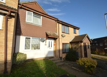 Thumbnail 2 bed terraced house for sale in Lupin Road, Ipswich