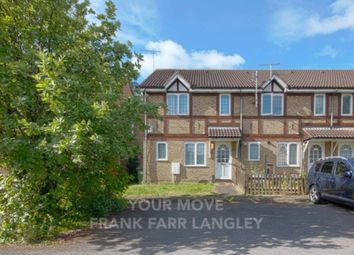Thumbnail 1 bed property to rent in Rockall Court, Langley, Slough