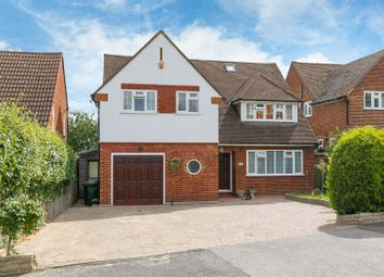 Thumbnail 5 bedroom detached house for sale in Lyonsdown Avenue, New Barnet