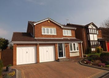 Thumbnail 4 bedroom detached house for sale in Purbeck Drive, West Bridgford, Nottingham