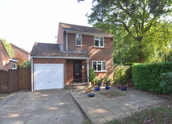 Earlsbourne, Church Crookham, Fleet GU52. 3 bed detached house