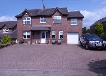Thumbnail 4 bed detached house for sale in Townfoot Park, Brampton, Cumbria