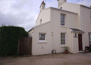 Thumbnail 2 bed semi-detached house for sale in La Rue De L'eglise, St. Peter, Jersey