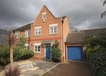 Thumbnail 2 bed semi-detached house to rent in Winston Avenue, Kings Hill, West Malling
