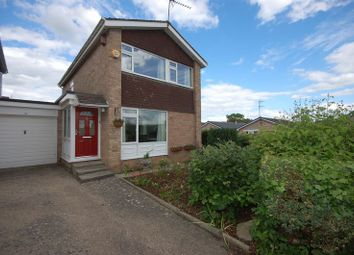 Thumbnail 3 bed detached house for sale in Tynedale Close, Wylam