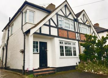 Thumbnail 3 bed semi-detached house for sale in Leatherhead Road, Chessington, Surrey