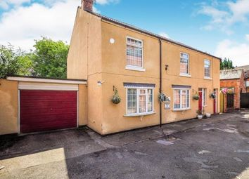 Thumbnail 4 bed detached house for sale in Byron Square, Hucknall, Nottingham, Nottinghamshire