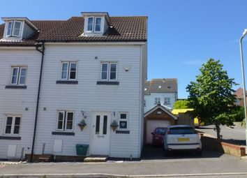 Thumbnail 4 bed terraced house to rent in Eversleigh Rise, Whitstable