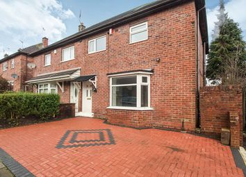 Thumbnail 3 bed semi-detached house for sale in Henderson Grove, Longton, Stoke-On-Trent
