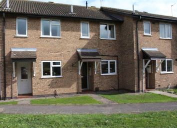 Thumbnail 2 bed terraced house for sale in The Fieldway, Broughton Astley, Leicester