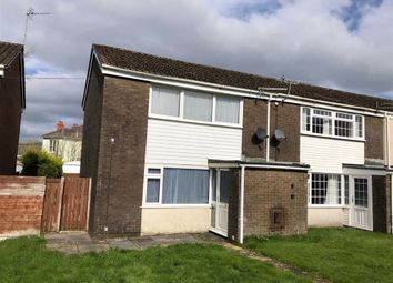 Thumbnail 2 bed end terrace house for sale in Sycamore Way, Carmarthen