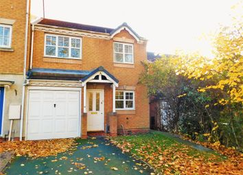 Thumbnail 3 bed end terrace house for sale in Lotus Way, Sandalwood, Stafford