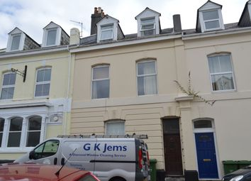 Thumbnail 1 bedroom flat to rent in Benbow Street, Stoke, Plymouth