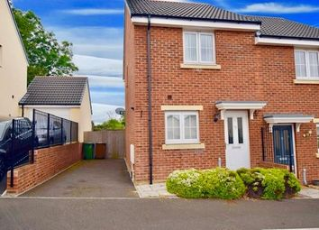 Thumbnail 2 bed semi-detached house to rent in Pendinas Avenue, Croespenmaen, Newport