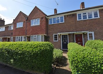 Thumbnail 3 bed terraced house to rent in Dupont Road, Raynes Park, London