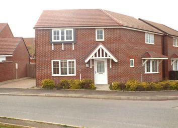 Thumbnail 3 bed detached house for sale in Sunset Way, Evesham